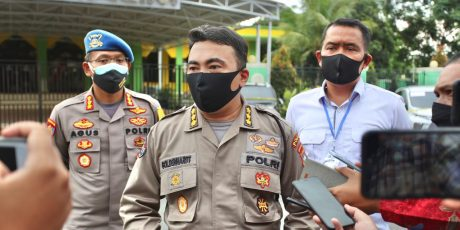 Tim Gabungan Polda Kepri Amankan Oknum Anggota Polri Pelaku Penggelapan Kendaraan