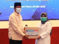 Pemprov Kepri Memberikan Bantuan Sembako Sebanyak 15.000 Paket Ke Pemko Tanjungpinang