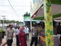 Plt. Wali Kota Tanjungpinang Rahma Tinjau Posko Pengamanan