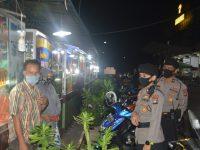 Satgas Pencegahan OPS Nusa II Penanggulangan Covid-19 Menggelar Patroli Dialogis
