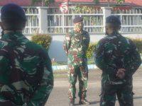 Danlanudal Tanjungpinang Briefing Pasca Hari Raya Idul Fitri 1441 H/2020 M