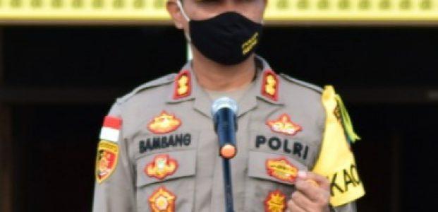 Polres Bintan Dukung New Normal diberlakukan