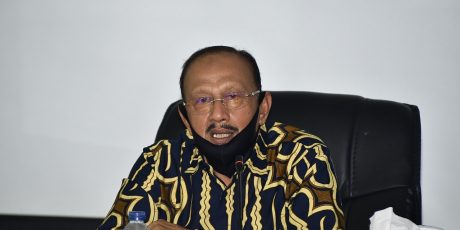 Bupati Natuna Pimpin Rakor Persiapan Penerapan New Normal
