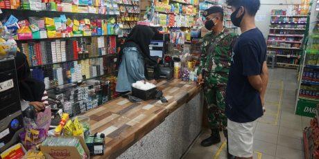 """Lanudal Tanjungpinang Mengedukasi Masyarakat Tentang """"New Normal"""""""