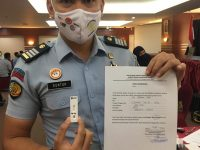 Pegawai Itjen Kemenkumham RI Rapid Test, Humas: Alhamdulillah, Semua Non Reaktif