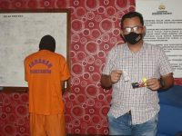 Sat Resnarkoba Polres Bintan Bekuk Pengguna Narkoba