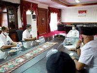 Plt.Gubernur Kepri H Isdianto Tegaskan Dimasa Covid-19 Tidak Boleh Memutus Aliran Listrik