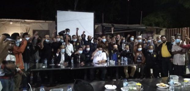 FPBK Siap Dukung dan Kawal Kemenangan Isdianto-Suryani di Pilkada Kepri