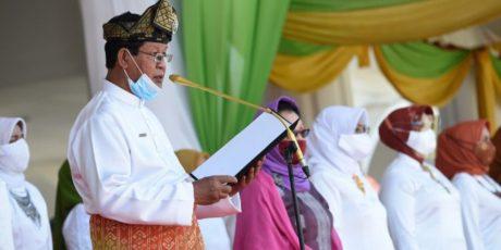 Gubernur Isdianto Berterima Kasih Ke Masyarakat Kepri