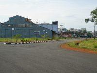 Lokasi Komplek Gedung Eks Implasemen Timah di siapkan untuk Kampus dan Pasar