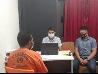 Polisi Tetapkan Kades Penuba Timur Tersangka Kasus Dugaan Korupsi DD Tahun Anggaran 2018