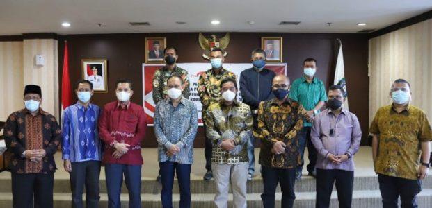 Rapat Kordinasi Kesiapan Pilkada Serentak,  Bahtiar Imbau Masyarakat Tanjungpinang untuk Gunakan Hak Pilih pada 9 Desember