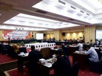 Rapat Pleno Terbuka Rekapitulasi Pilkada Serentak Tahun 2020