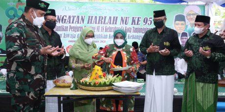 PCNU Tanjungpinang Dukung Kebijakan Wali Kota Hj Rahma