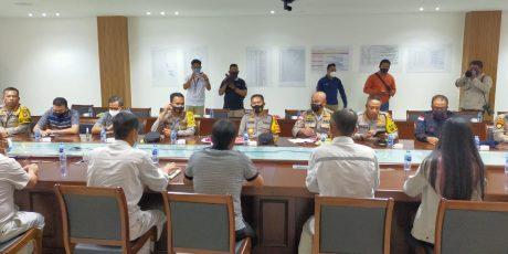 PT Bintan Alumina Indonesia Mengapresiasi Polda Kepri Dalam Membantu Keamanan Objek Vital KEK Galang Batang