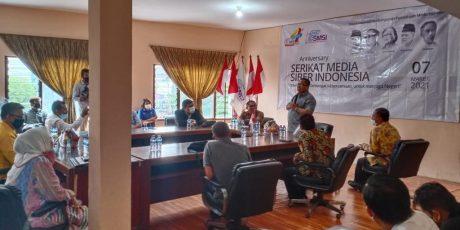 Ketua Umum SMSI Firdaus: Kita Tingkatkan Kebersamaan untuk Menjaga Negeri