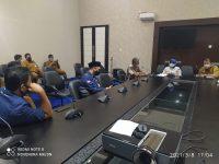 PWI Tanjungpinang-Bintan Pertanyakan Pengalihfungsian Balai Wartawan Raja Ali Kelana