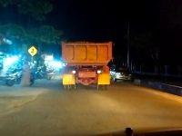 Dum Truk Besar Kembali Lakukan Aktivitas Penimbunan di Sei Jang kota Tanjungpinang