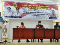 Seleksi Calon Paskibraka Kabupaten Lingga Tahun 2021 Dimulai