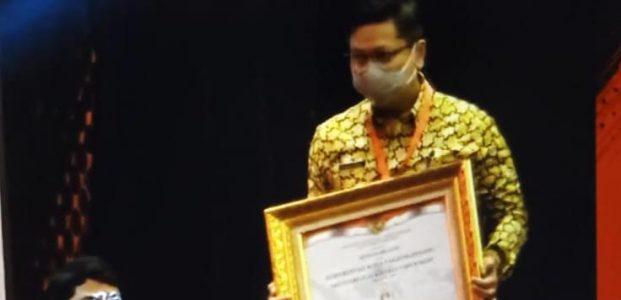 Pemko Tanjungpinang peroleh penghargaan SAKIP predikat BB