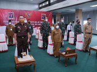 Walikota Tanjungpinang bersama Forkopimda ikuti Rakor Kepala Daerah oleh Presiden RI