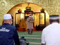 Pemko Tanjungpinang Bersama BAZNAS Salurkan 180 Paket Sembako kepada Muallaf