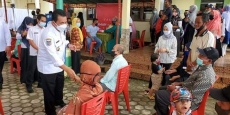 Kunker ke Tambelan, Ansar Beri Hadiah Jalan Lingkar