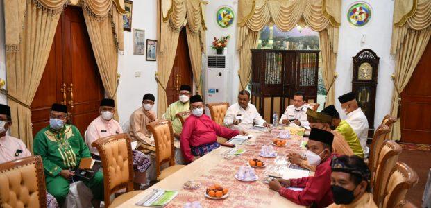 Gubernur Pimpin Ratas Terkait  Usulan Perubahan Fungsi Hutan di kawasan  Karimun