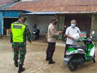 Polres Bintan Melalui Polsek Jajaran Laksanakan Operasi Yustisi Protokol Kesehatan