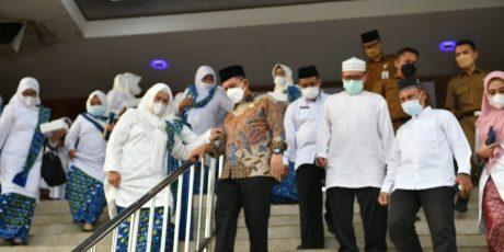 Rayakan Peringatan Maulid Nabi Bersama BKMT, Gubernur Ajak Masyarakat Teladani Nabi