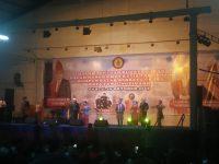 Sukses Malam Puncak HUT Ke- 12 RBB Tanjungpinang, Dimeriahkan Trio Elexsis