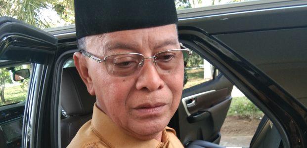 Duka Mendalam Pemko Tanjungpinang Iringi Kepergian Wali Kota Syahrul