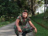 Berangkat Dari Keluarga Yang Pas-pasan, Anak Pulau Ini Menjadi Prajurit TNI AD