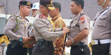 Ini Ucapan Menyentuh Kapolda Jateng saat Pecat 24 Polisi